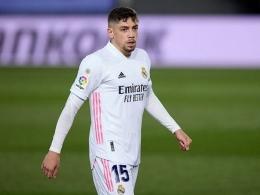 Federico Valverde. (via Getty Images)