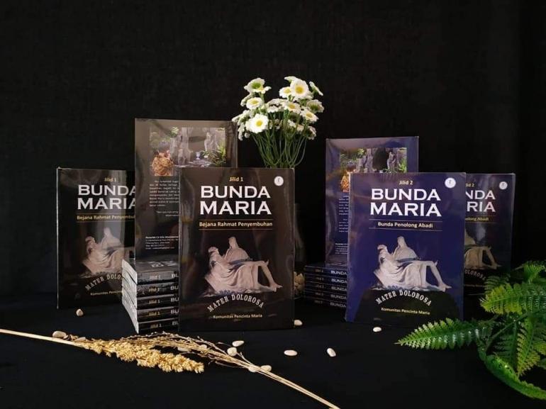 Buku Antologi Bunda Maria/dokpri