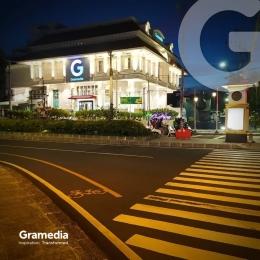 Toko buku Gramedia Sudirman Jogja kini - Instagram @gramedia_sudirmanjogja