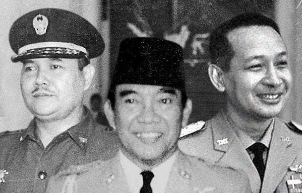 Jenderal Moersjid yang Hilang di Tengah Arus Deras Soekarno-Soeharto (historia.id)
