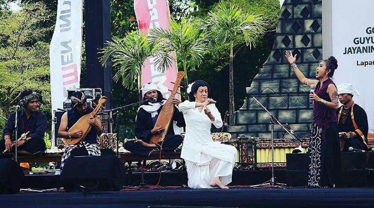 Borobudur Berdawai, Musik Rasa Bahasa Pemersatu (sumber gambar:soundofborobudur.org)