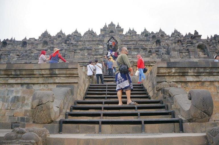 Candi Borobudur (Dok.Pri)