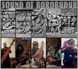 Sound of Borobudur Membunyikan Kembali Alat Musik dari Abad Ke 8 Ilustrasi via soundofborobudur.org
