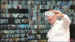 L'Oreal Brandstorm 2021 tingkat internasional (Foto: tangkapan layar Youtube L'Oreal Brandstorm 2021 koleksi tim Get This Look!)