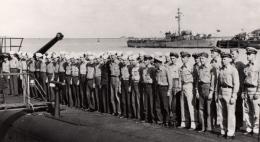 Para CrewKapal Selam USS Tang di tahun 1944. oneternalpatrol.com