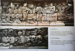 Relief 4 Panel 40 hal 274 buku Anandajoti Bhikkhu (Gandavyuha)/ Foto: Koleksi pribadi