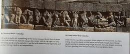 Relief 10 Panel 51 hal 318 buku Anandajoti Bhikkhu (Jataka)/Koleksi pribadi