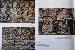 Relief 5 Panel 1 hal 158 buku Anandajoti Bhikkhu (Lalitavistara)/ Foto: Koleksi pribadi