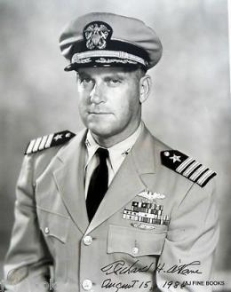 Kapten USS Tang; Commander Richard O'Kane. pictureshistory.livejournal.com