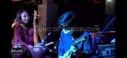 gambar dari hasil tangkap layar Youtube Sound of Borobudur