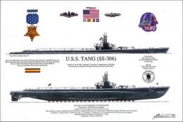 USS Tang (SS-306) - warart.com