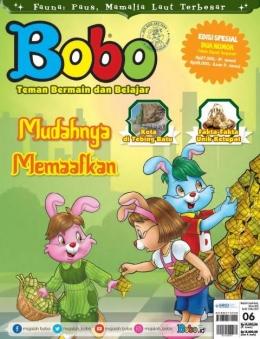 Majalah Bobo, bacaan pertama saya (Bobo.grid.id)