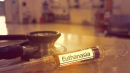 Ilustrasi Euthanasia [Shutterstock/ Joel Bubble Ben]