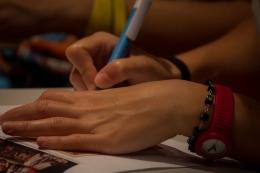 Menulis dan Kebiasaan (pixabay.com)