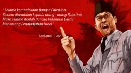 Pidato berapi-api Soekarno (arrahmahnews.com)