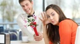 Ilustrasi first impression pada kencan pertama (sumber: suara.com)