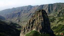 Lanskap Alam Pulau Gomera | You Tube DW