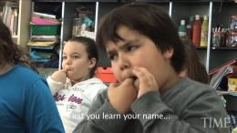 Suasana Belajar Silbo Gomera di Sekolah Dasar | You Tube TIME