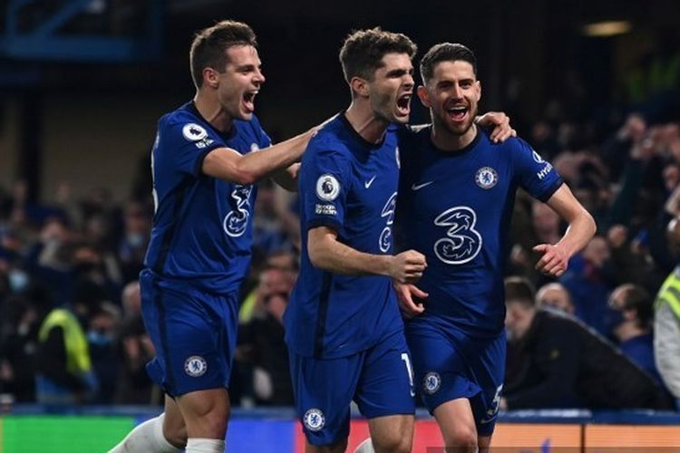 Chelsea sukses balas dendam (kompas.com)