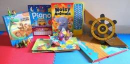 Tips memilih buku untuk balita.  TheASsian Parent