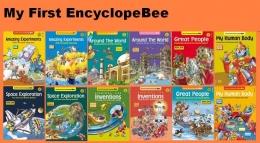 Contoh ensiklopedia untuk anak usia sekolah dasar.   Pustaka Lebah