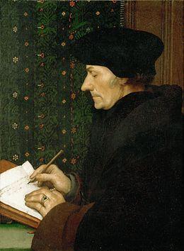 Desiderius Erasmus - Sumber:https://www.kunstkopie.nl/
