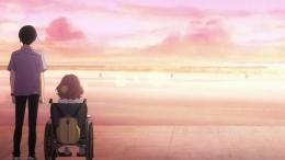 Josee ingin sekali melihat laut (sumber: goggler.my)