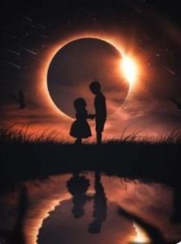Ilustrasi dibawah bulan (aninspiring.wpcomstaging.com)