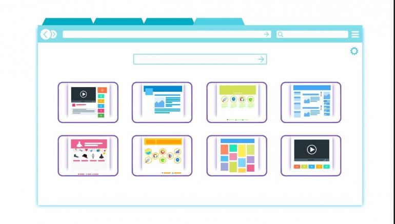Kecepatan? Keamanan? Kenyamanan? Setiap browser memiliki keunggulan dan saya akan membahasnya dalam tulisan berikut (200 Degrees/Pixabay)