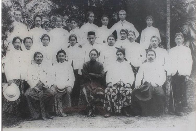 Foto: Pendiri Organisasi Budi Utomo (kemdikbud.go.id)