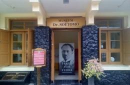 Museum Dr Soetomo yang berada di Jalan Bubutan, Surabaya. Sumber: Bappeko Surabaya.