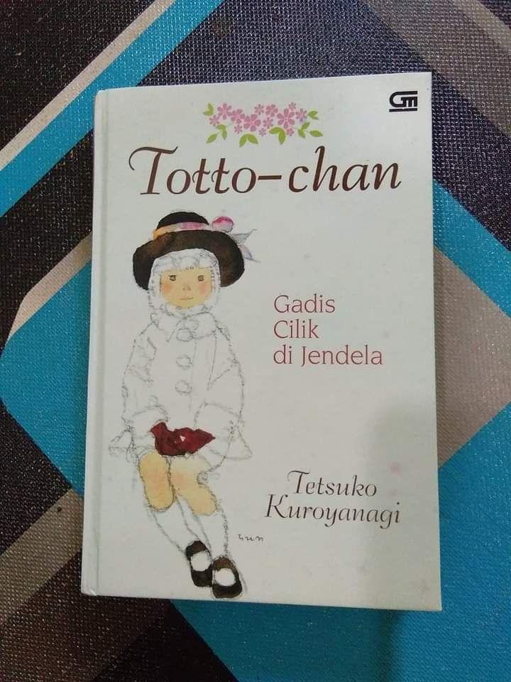 Totto Chan Gadis Cilik di Jendela (Dokpri)