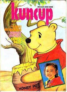 Majalah Kuncup, Sumber gambar: Koleksi K. Atmojo