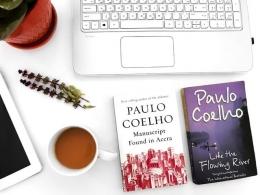 Buku Paulo Coelho | Sumber: Foto oleh Vandan Patel di Unsplash