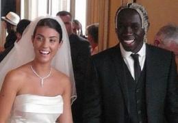 Pernikahan Ludivine Kadri dan Bacary Sagna| manchestereveningnews.co.uk