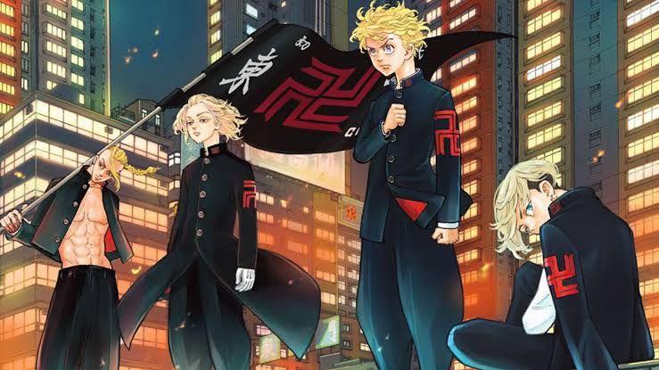 Potret geng Tokyo Manji (Touman), geng utama dalam cerita Tokyo Revengers (diactura.com)