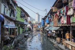 Ilustrasi kemiskinan. Foto: harianbisnis.co.id.