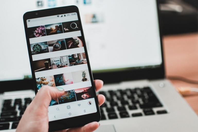 Tren bajak Instagram yang melanggar privasi. | pexels