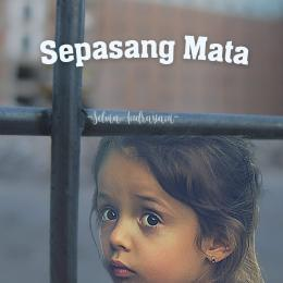Ilustrasi Sepasang Mata