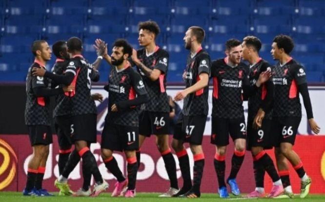 Pemain Liverpool seharusnya tetap fokus untuk tampil di liga champion Eropa (dok: bola.okezone.com)