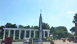 Tugu Kujang Bogor (Foto: dokpri)