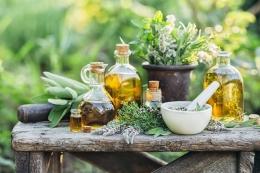 Tren produk skincare yang berbahan dasar dari tumbuhan | Foto diambil dari Shutterstock via Kompas