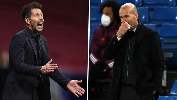 Pekan ini merupakan pekan terakhir kompetesi La Liga Spanyol. Atletico Madrid dan Real Madrid mempunyai peluang yang sama untuk menjadi kampiun Liga Spanyol. Hal itu bergantung pada hasil laga dini hari esok. Sumber foto: Getty Images via Goal.Com