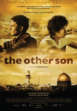 Anak Palestina dan Israel yang tertukar   foto: IMDb
