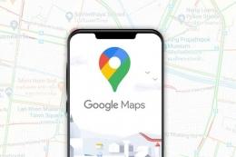 Google Maps (sumber: kompas.com)