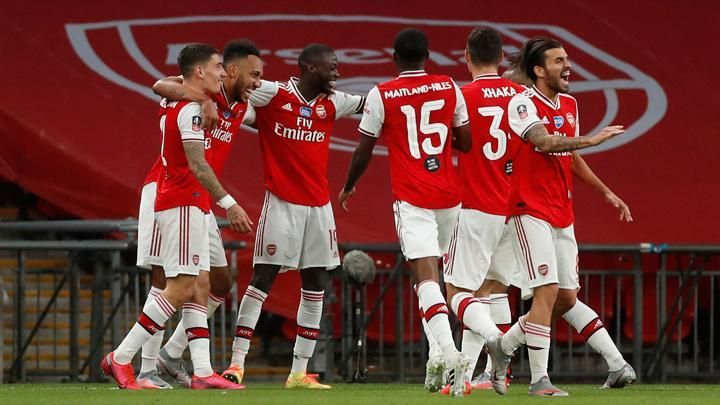 Arsenal. Sumber: Tempo