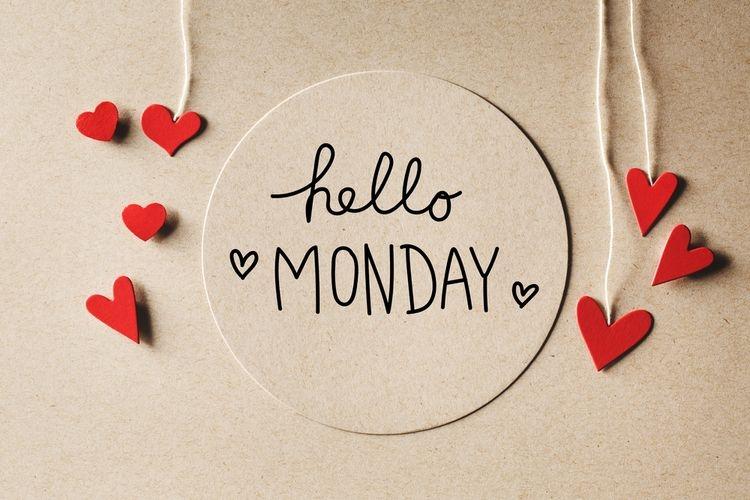Ilustrasi hari Senin. (sumber: Shutterstock via kompas.com)