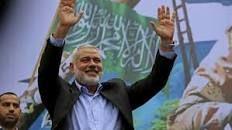Pemimpin Hamas Ismail Haniyeh surati Jokowi/foto: istimewa