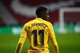 Ousmane Dembele. (via barcauniversal.com)