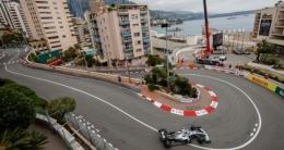 GP Monaco. (Foto: Valdrin Xhemaj/EPA/Irish Times)